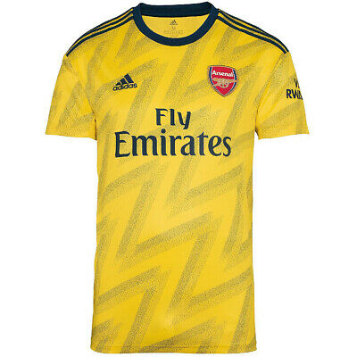 Arsenal Away Shirt 2019/20 Soccer Jersey Customized