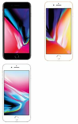 "Apple iPhone 8 4,7"" Smartphone 64GB spacegrau silber rot gold AKTIONSPREIS WOW"