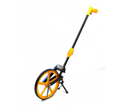 DATUM DRW1 MEASURE WHEEL Foldable Distance Measuring Wheel with Stand & Bag Surv