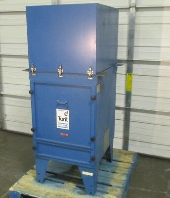 Donaldson Torit MC 500 1 HP Dust / Mist Collector 3 PH 208/230/460 V Used