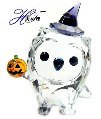 Hoot Happy Halloween - Witchy Owl 2019 Annual Edition Swarovski Crystal 5464862