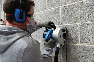 1700W Wall Chaser 150Mm Uk Power Tools Grinders Silverline 758130