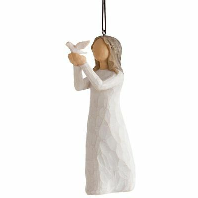 Willow Tree SOAR Hanging Figurine Ornament By Susan Lordi 27577