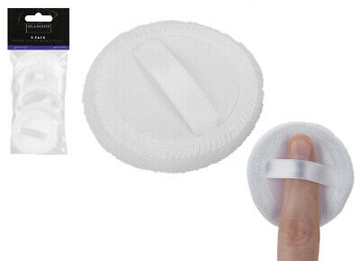 5 x Make Up Cosmetic Powder Puff Sponge Applicator Removal Blender Beauty Smooth