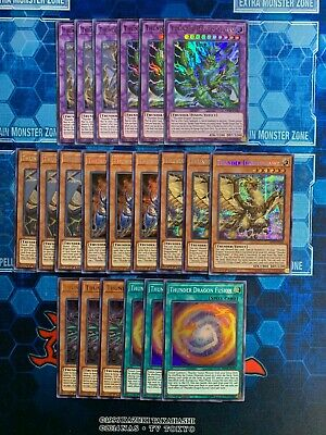 ***Thunder Dragon Core Deck Core*** Colossus Roar Dark Hawk Titan Prismatic