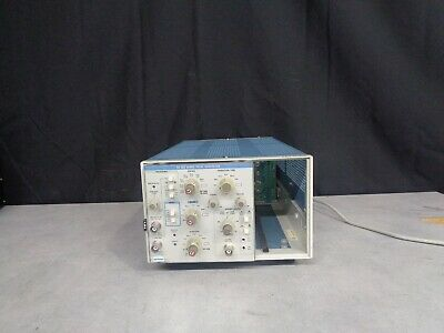 tektronix PG508 pulse generator with Tektronix TM503