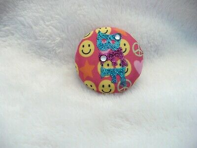"""BFF Best Friends Besties 1/"""" Pin Back Buttons Badges Pins Pack of 12"""