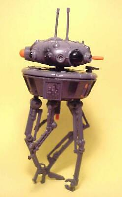 Star Wars POTF2 Deluxe IMPERIAL PROBE DROID w/ Missile Loose Mint Complete
