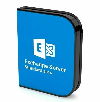Exchange Server 2016 Standard Product Key /Official Download/INSTANT DELIVERY