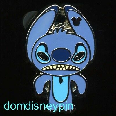 Disney Pin WDW 2018 Hidden Mickey Collection *Stitch Attitudes* Very Angry!