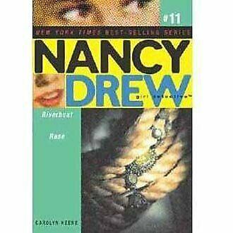 NEW - Riverboat Ruse (Nancy Drew: All New Girl Detective #11)