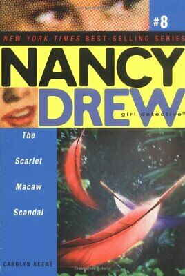 NEW - The Scarlet Macaw Scandal (Nancy Drew: All New Girl Detective #8)