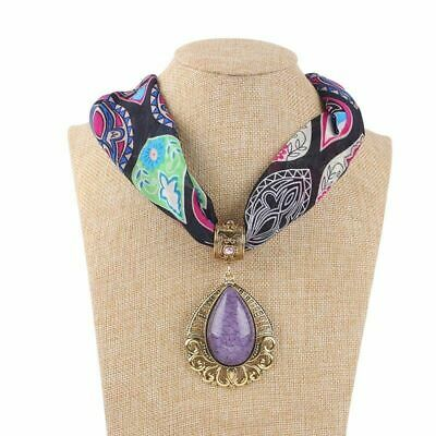 New Women Bohemian Choker Necklace Embroidery Jewelry Hed flower Collar YJ