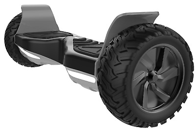 Electric Motorized Scooter hoover Board UL safe Bluetooth + off road wheels