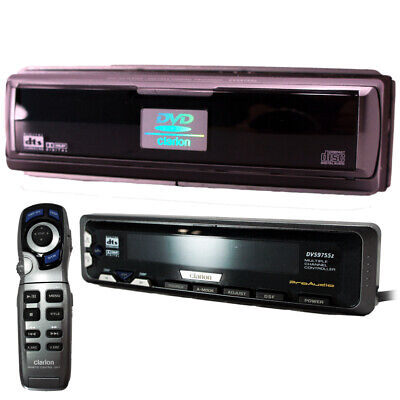 Clarion DVS9755Z Car DVD Player - Used