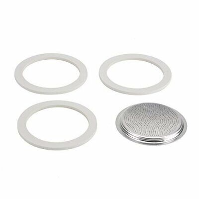 Bialetti 06962 Moka 9-Cup Gasket/Filter Replacement Parts