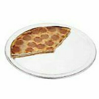 "Browne (5730027) 7"" Thermalloy Wide Rim Aluminum Pizza Pan"