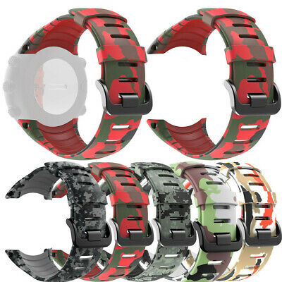 Adjustable Silicone Replacement Wristband Band Strap for SUUNTO Core Smart Watch