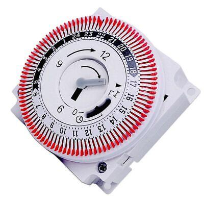24 Hours Timer Switch Mechanical Timer Industrial Timer For Ozone/Generator Part