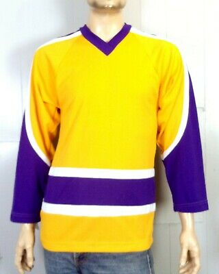 brand new 8a4b9 592dc NWT CCM MARCEL Dionne Los Angeles Kings jersey Large Vintage ...