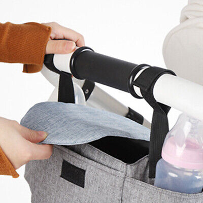 Baby Organiser Mummy Bag Buggy Stroller Pram Pushchair Bottle Cup Holder AU