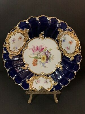 Meissen Display Plate
