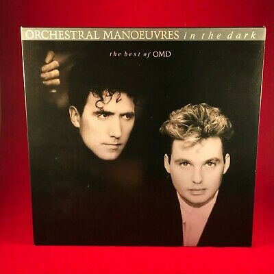 OMD The Best Of OMD 1988 UK vinyl LP RECORD Orchestral Manoeuvres In The Dark