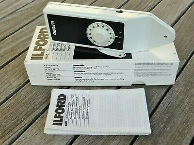 Ilford EM10 Exposure Monitor - Boxed and Tested - Top quality darkroom accessory