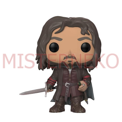 POP Vinyl Figure - Movies The Lord Of The Rings 531 - Aragon
