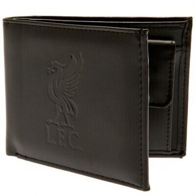 Liverpool Football Club Debossed Crest PU Wallet with Free UK P&P