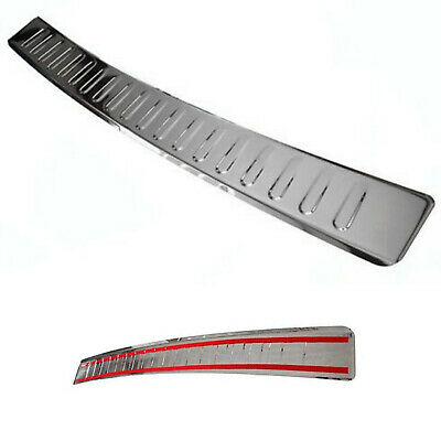 Top Quality Loading Area Protector Stainless Steel bar for Skoda Yeti from 2013