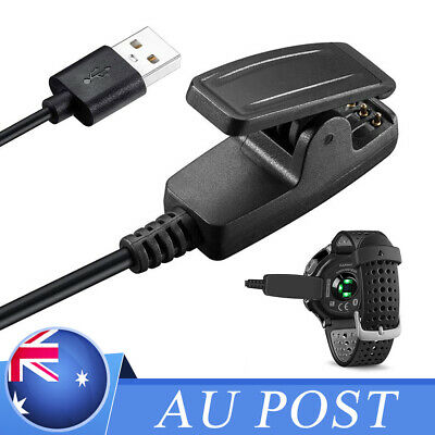 USB Charging CABLE Clip Charger Cord for Garmin Vivomove HR / Approach S20 New