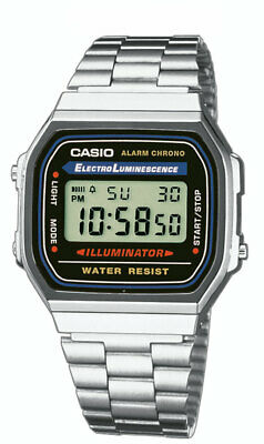 Casio Collection Herrenuhr A168WA-1YES