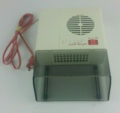 Pedicure / Manicure ~ Belson Nail Dryer ~ 2 Settings ~ 6' Cord