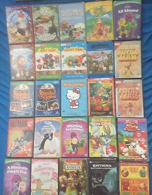 X25 Children's DVD's Brand New And Factory Sealed Fast Dispatch