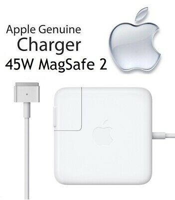 NEW Apple 45W MagSafe 2 Power Adapter Charger for MacBook Air 13-inch MD592LL/A