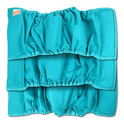 Washable Belly Band Male Dog Diaper (3 pack Small)