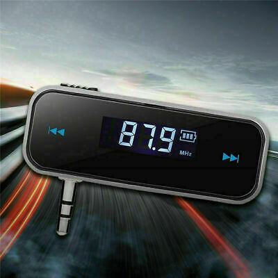 35mm Wireless Bluetooth Car Player FM Transmitter RadioUSB Charger HOT Fast I6V4
