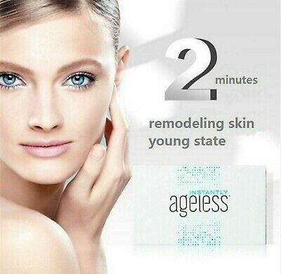 50X Jeunesse Instantly Ageless Anti Ageing Cream SACHETS bags under eyes wrinkle