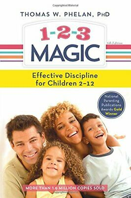 1-2-3 Magic 3-Step Discipline for Calm, Effective, and Happy (eBooks, 2016)