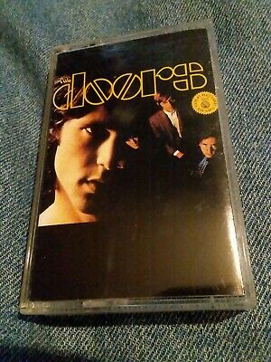 IMPORT cassette THE DOORS selftitled BREAK ON THROUGH back door man SOUL KITCHEN