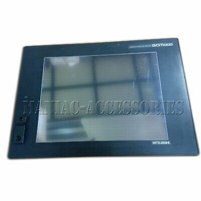 1PC Used Mitsubishi touch screen GT1572-VNBA GT1572VNBA GT1572 Fully tested