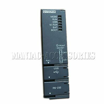 1PC Used Mitsubishi Q172CPUN Q series CPU module Tested It In Good Condition