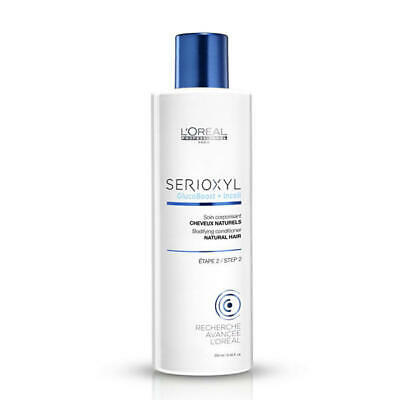 L'Oréal Professionnel Serioxyl bodifying conditioner natural hair 8.45oz