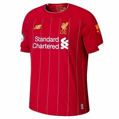 2019/20 Season Men's Football Shirt BNWT Genuine Liverpool Home Shirt 2019/20