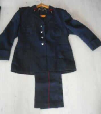Ancien Uniforme De Pompier