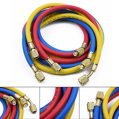Hose Charging Rubber Air Conditioner Durable Long Service 1.5M durable stylish