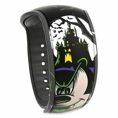 Disney Parks Halloween 2019 Mickey Mouse Vampire LE MagicBand MNSSH NIP