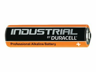 NEW! 2-Power ID2400B10 Duracell Industrial Aaa Size 10 Pack