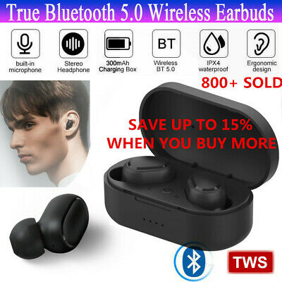 reduction TWS Earphone Xiaomi Redmi Airdots Bluetooth 5.0 Wireless Earbuds